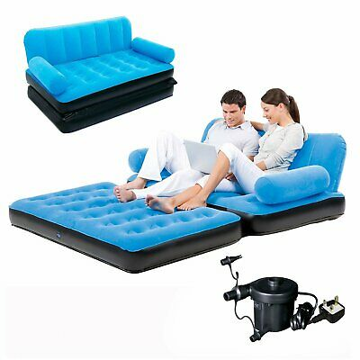 Air mattress sofa Zeppy