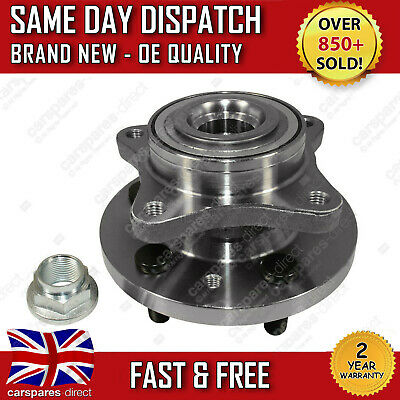 FORD TRANSIT CONNECT 1.8 Di TDDi TDCi FRONT HUB WHEEL BEARING ASSEMBLY 02 TO 13