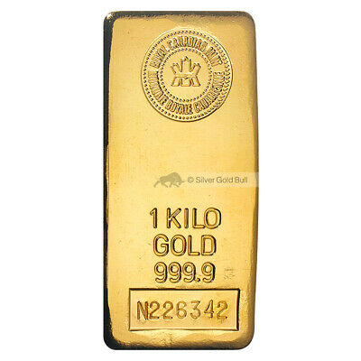 Gold Bullion Bars 1kg Zeppy Io