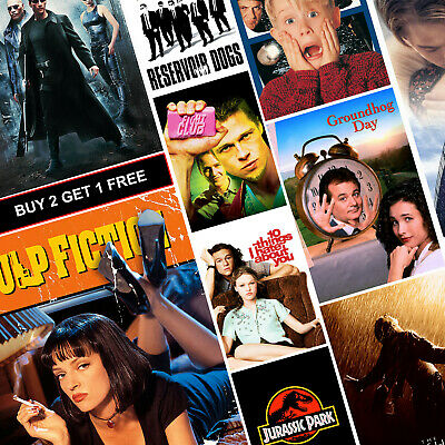 90s Movie Posters
