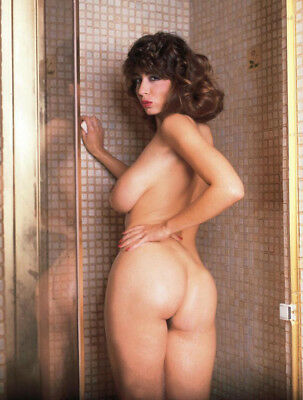 Asian pinup model nude