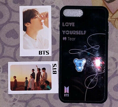 bts phone case iphone 8 plus photocards