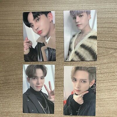 individual ateez action to answer album photocards free shipping